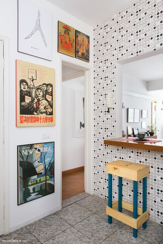 22-decoracao-cozinha-quadros-papel-de-parede-bolinhas