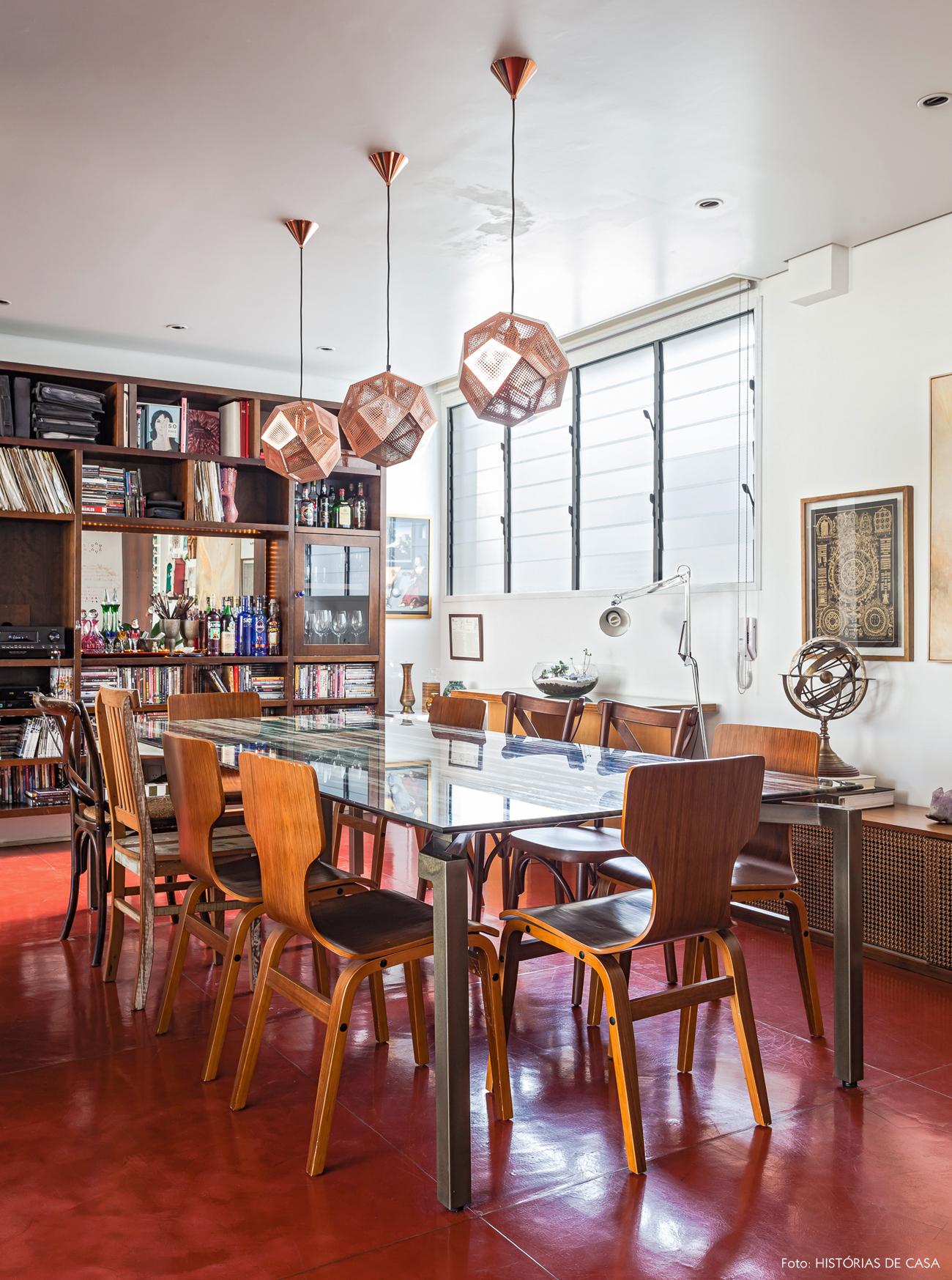 18-decoracao-apartamento-sala-de-jantar-piso-de-cimento-queimado