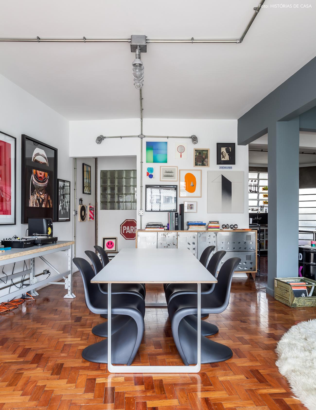 08-decoracao-apartamento-sala-jantar-parede-quadros