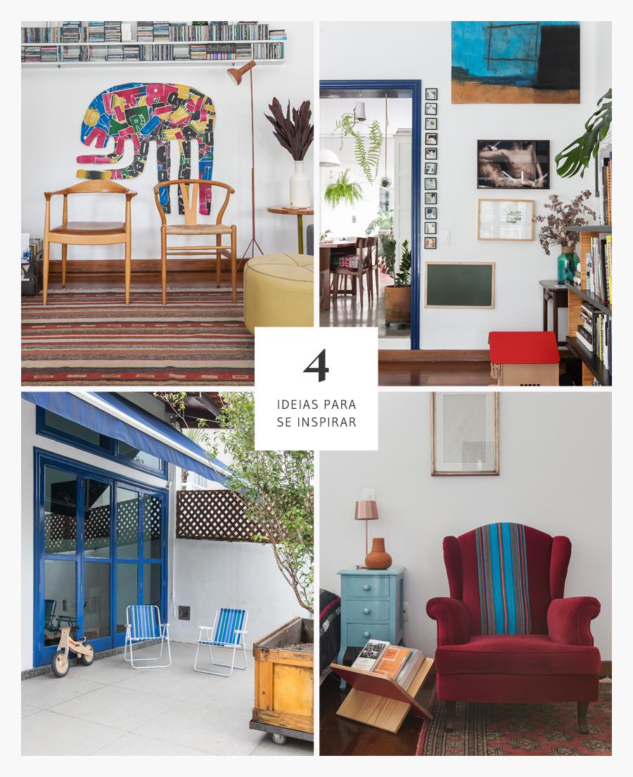 Arquitetura viva | 4 boas ideias