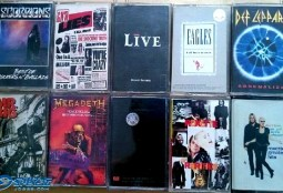 Así conocí a Nirvana: el asombroso viaje del excedente de discos y casetes a la China de los 90