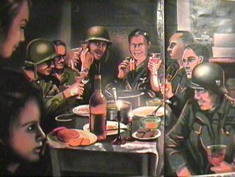 Navidad en la Segunda Guerra Mundial - Batalla de las árdenas