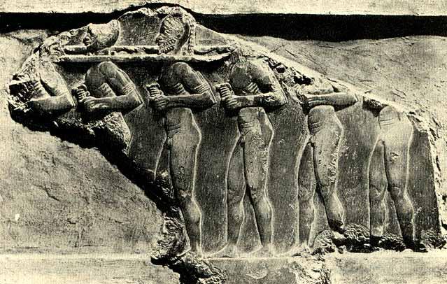 Cuando los templos sumerios daban préstamos a los esclavos para que comprasen su libertad