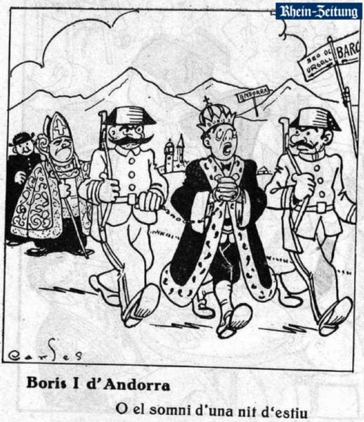 Caricatura Boris_Guardia Civil