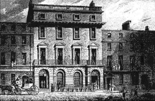 Freemasons Tavern (1863)