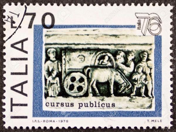 Cursus Publicus sello
