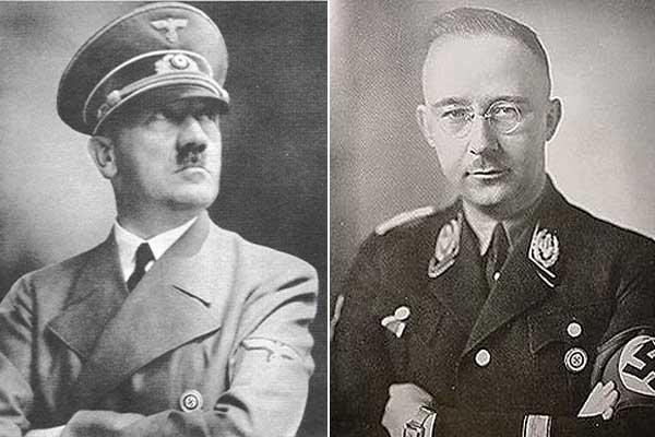 Hitler - Himmler