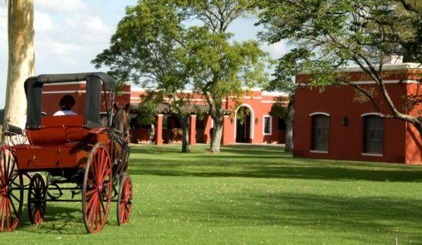 Estancia la Bamba en San Antonio de Areco (Provincia de Buenos Aires)