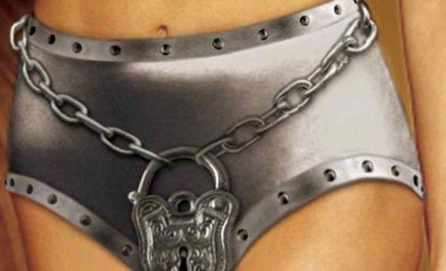 Quién inventó los mitos del cinturón de castidad y el derecho de ... 44ca02c2f47a