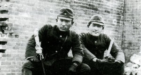 Toshiaki Mukai y Tsuyoshi Noda