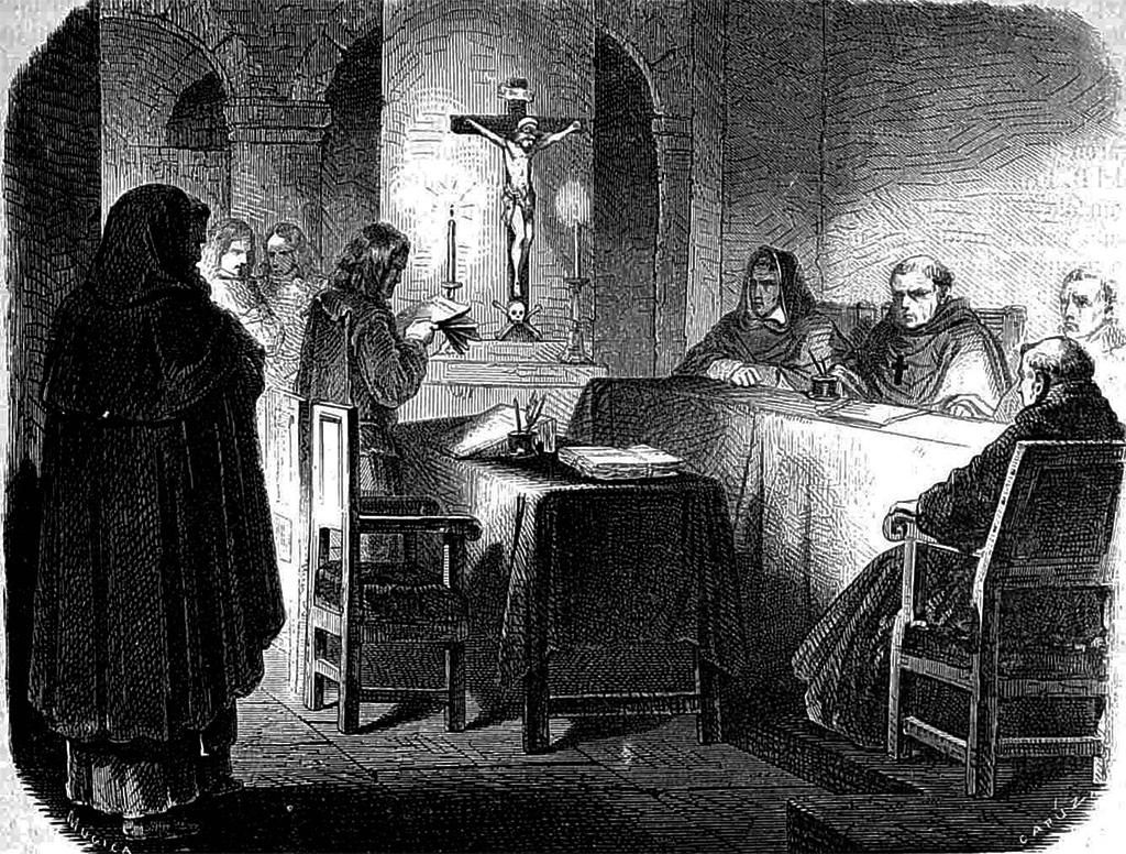 Todo lo que te creíste de la Inquisición y no era verdad (Primera Parte)