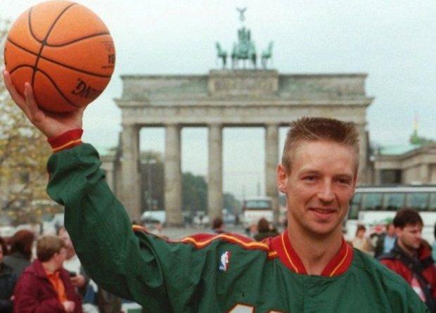 Detlef Schrempf el primer europeo en un All Star