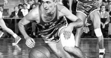 Bob Cousy Boston Celtics
