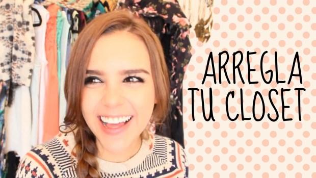 arregla tu closet