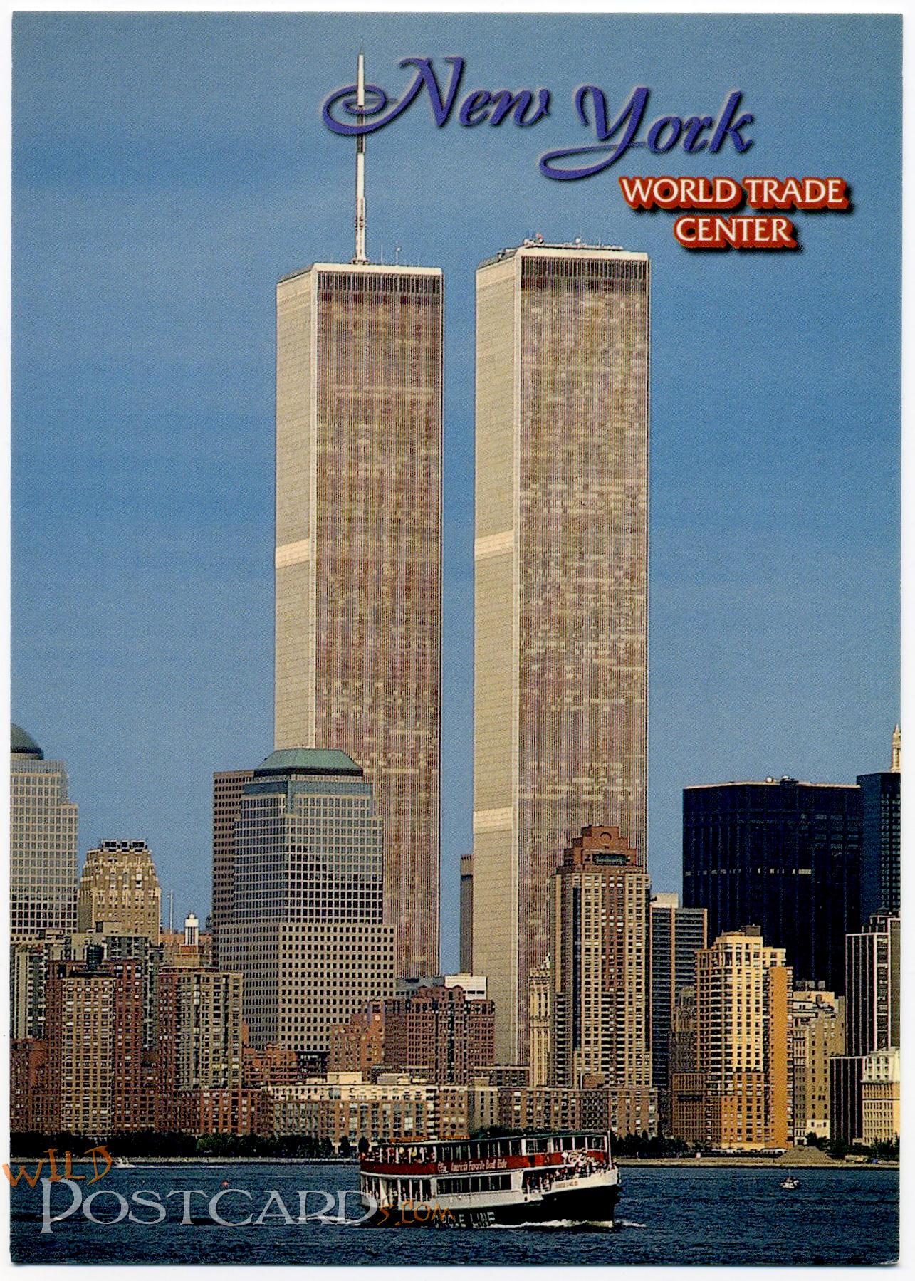 Torres Gemelas Historias De Nueva York