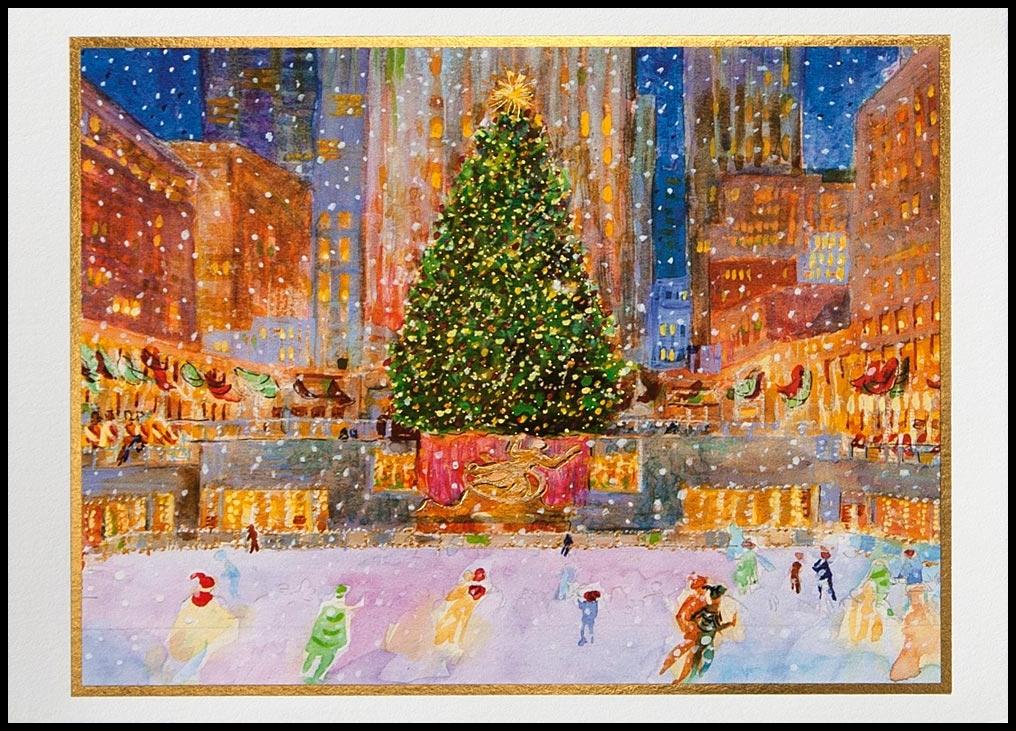 Feliz Navidad Merry Christmas Historias De Nueva York