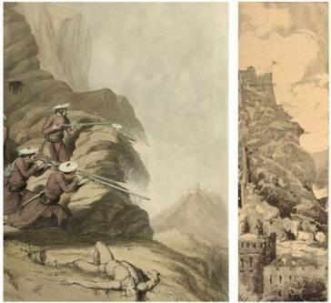 castillo-gevara-carlistas-defendiendo