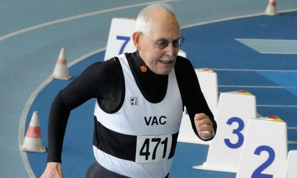 Najstarsi olimpijczycy czyli sport to zdrowie