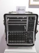 Centralita de campaña Ericsson ABM 1015 de 40 líneas