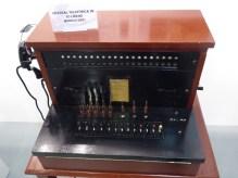Centralita Manual Standard modelo 5581 de 20 líneas