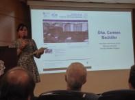 Carmen Bachiller Directora del Museo Vicente Miralles Segarra