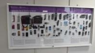 Vitrina teléfonos móviles