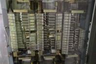 Centralita Pentomat 600-T CITESA ITT Detalle