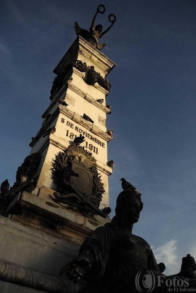 El monumento a los Próceres