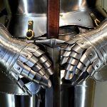 Breve historia de la armadura medieval europea