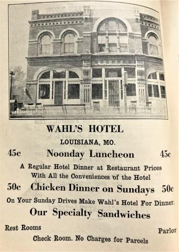 Wahl Hotel