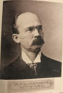 Dr. J. W. Crewdson.