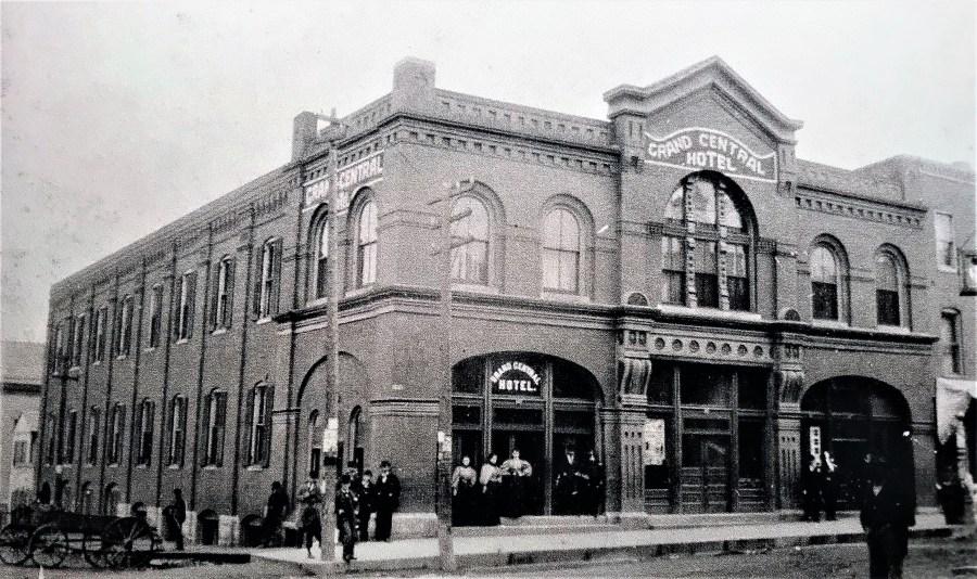 1885 Grand Central