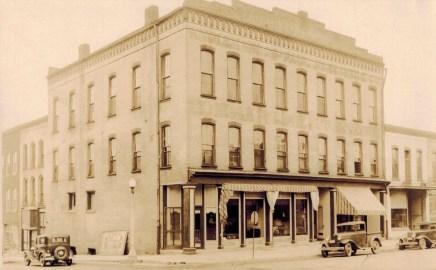 Early 1900s 321 Georgia