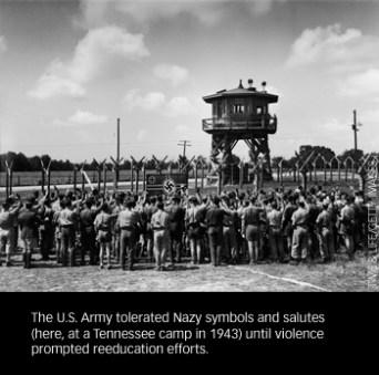 Afbeeldingsresultaat voor POW camp at Crossville