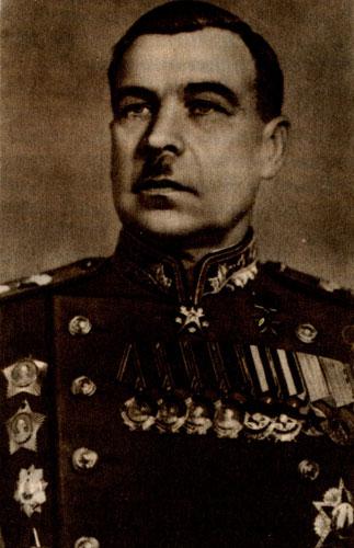 Маршал Советского Союза Леонид Александрович Говоров (1897-1955)