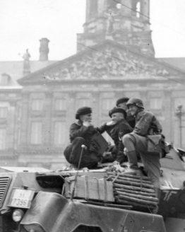 World War Two in Amsterdam