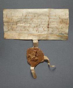Birth certificate of Amsterdam