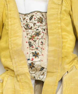 Stomacher 1760, Snowshill Collection