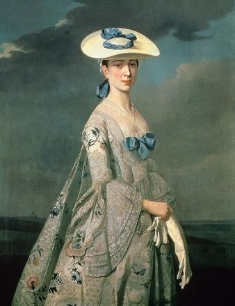 Eleanor Frances Dixie, Henry Pickering, 1753