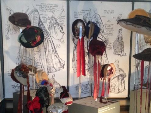 Hats & Bonnets at Berrington Hall, Until April 30th 2014
