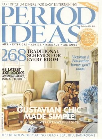 Period Ideas September 2014 Edition