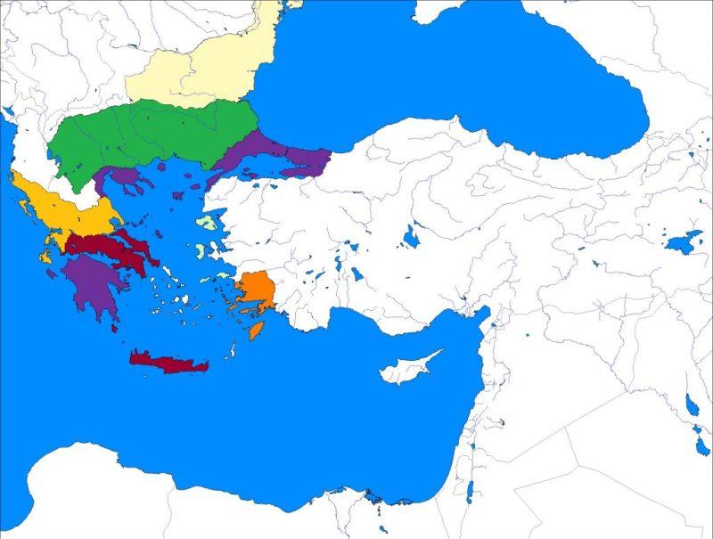 No Ottomans WI...after war
