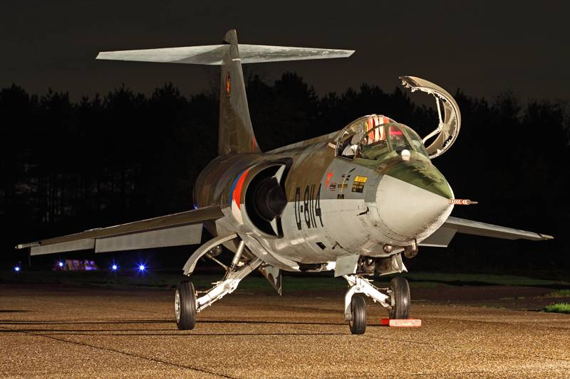 Stichting Dutch Starfighter Foundation