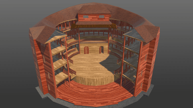 Stage Iteration Two: Top Down View