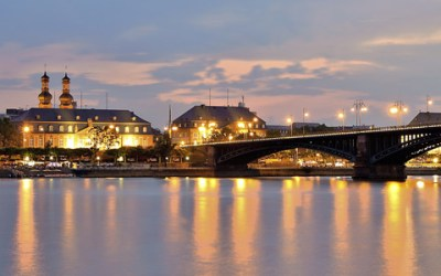 CfP: 13th HNR Workshop on Time and Space, 27-8 May 2019 in Mainz