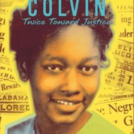 Claudette Colvin portrait