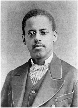 Lewis Latimer and the light bulb