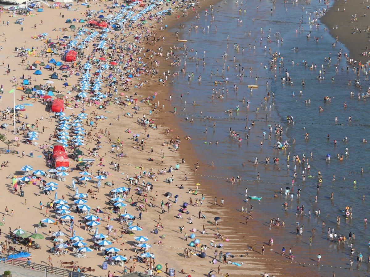 Qingdao Huiquan Beach