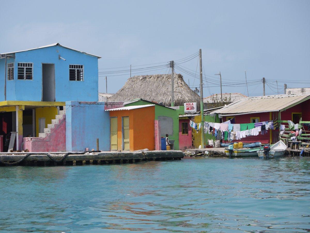 Santa Cruz del Islote