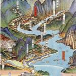 文山郡役所─現代觀光的殖民與開墾,新店溪畔的見證